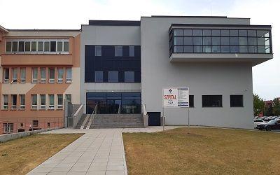 Zmiana lokalizacji wejścia do szpitala